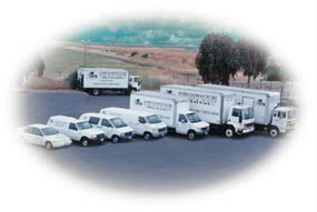 Courier Service California Dublin